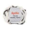 Lana Polar Animal Print