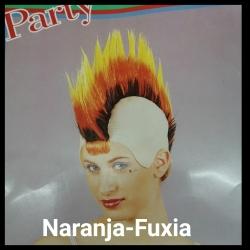 Peluca Punk