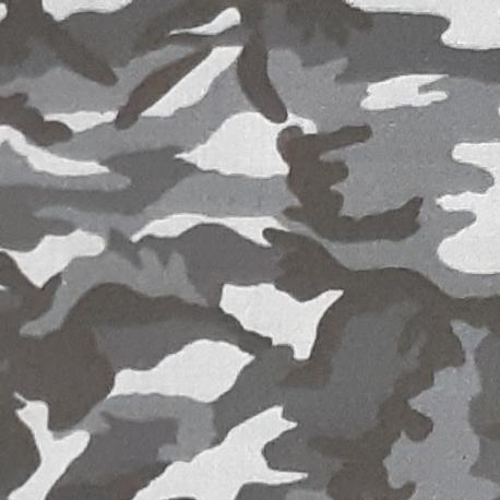 Tela Estampado Militar