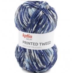 Lana Printed Tweed