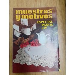 Revista Ganchillo Paños